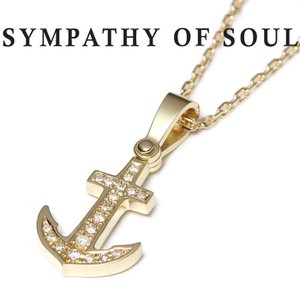 SYMPATHY OF SOUL シンパシーオブソウル Anchor Medium K10Yello...