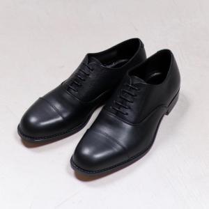 パドローネ 革靴  ARCOLLETTA バルモラル ストレートチップ シューズ ブラック BALMORAL STRAIGHTTIP SHOES BLACK 2019秋冬新作|charger