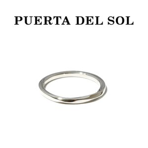 PUERTA DEL SOL プエルタデルソル Mobius Strip Narrow Ring SILVER メビウスストリップ ナロー リング シルバー|charger
