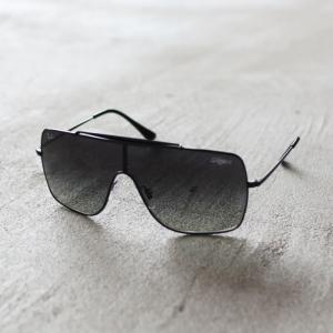 レイバン サングラス Ray-Ban WINGS II Sunglasses ブラック BLACK charger