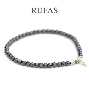 RUFAS ルーファス,ブレスレット eagle head Bracelet イーグル ヘッド ブレスレット ヘマタイト GOLD Silver メンズ 正規取扱い 通販 |charger