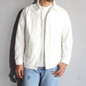 SALE 50%OFF レミレリーフ シャツ REMI RELIEF 高密度ダンプレイヤードシャツ OFF WHITE オフホワイト 2019春夏新作|charger