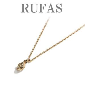 RUFAS/ルーファス スカルペンダントトップ セット ネックレス(K18ゴールドコーティング)  メンズ レディース 通販|charger