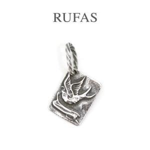 RUFAS ルーファス,ペンダント スワローペンダント シルバー Swallow  Pendant Silver メンズ  レディース 正規取扱い 通販 |charger