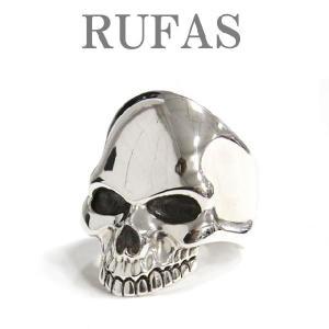 RUFAS/ルーファス スカルリング(シルバー)  メンズ レディース 通販|charger