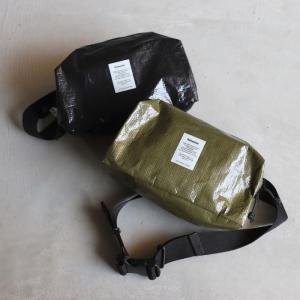 ロットワイラー バッグ ROTTWEILER M.I.Lウエストバッグ M.I.L Waist Bag ブラック/オリーブ 2色展開 2020秋冬新作|charger