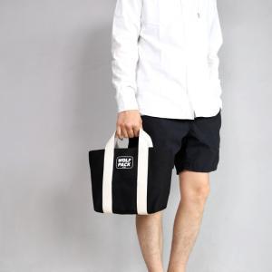 ロットワイラー バッグ ROTTWEILER キャンバス トートバッグ スモール ブラック Canvas Tote Bag Small Black 2019春夏新作|charger