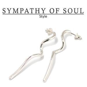 シンパシーオブソウル スタイル レディース SYMPATHY OF SOUL Style エディピアス シルバー Eddy Pierce SILVER|charger