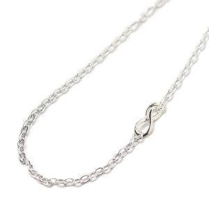 スウィング ロングネックレス SWING ホローチェーン ネックレス シルバー Hollow Chain Necklace Silver 70cm|charger
