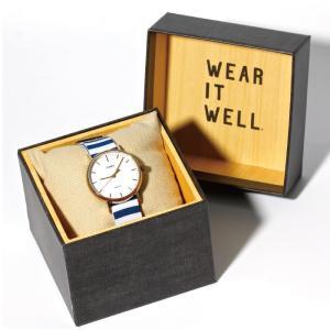 TIMEX タイメックス 時計 ウィークエンダー フェアフィールド ナイロンベルト 37mm ネイビー ホワイト レディース charger