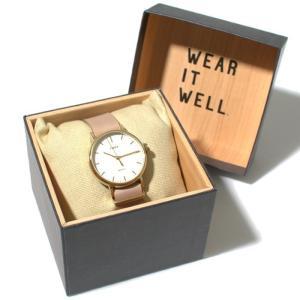 TIMEX タイメックス 時計 ウィークエンダー フェアフィールド レザーベルト 37mm トープレザー レディース|charger