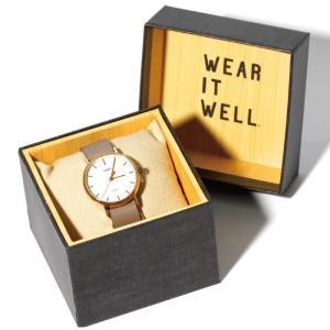 TIMEX タイメックス 時計 ウィークエンダー フェアフィールド 37mm オリーブレザー レディース|charger
