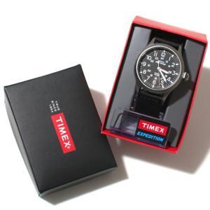 TIMEX タイメックス 時計 スカウトメタル ブラック ブラウン 40mm メンズ レディース|charger