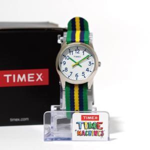 TIMEX タイメックス 時計 タイムティーチャー ホワイト 31mm キッズ レディース スモールサイズ|charger