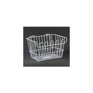 リンエイ(株) H-2-W-DX H-2 ワイヤーバスケット(C50 DX用) ホワイト 100-20311|chari-o