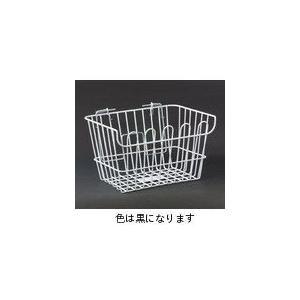 リンエイ(株) H-2-BK-DX H-2 ワイヤーバスケット(C50 DX用) ブラック 100-20312|chari-o