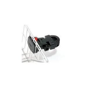 サニーホイル 【SW-QRE2】SW-QRE2 ワンタッチブラケット ハンドルステム装着タイプ/ブラック [109-41592]|chari-o