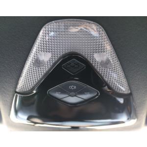 COLLINS PLUS トヨタ C-HR ハイブリッド ルームランプ ガーニッシュ オーバーヘッドコンソール ピアノブラック CHR HYBRID|chari-o