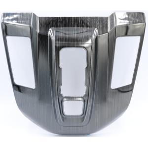 CR-V RT系 ハイブリッド HYBRID インテリアパネル シフトパネル カバー ガーニッシュ パーツ アクセサリー ブラック カーボン ホンダ (HONDA) CRV RT5 RT6 chari-o