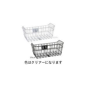 PALMY 【ATB-W2_cl】ATB-W2 ATBワイドワイヤーバスケット クリアー [109-00477]|chari-o