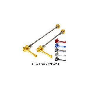 RIDEA 【HQR-2D_ROAD_t】HQR-2D Ti クイックリリース ROAD チタン [147-03014] chari-o