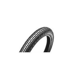 DUNLOP 【250-17_D107F】D107F ビジネスタイヤ 2.50-17 38L(4PR) WT フロント用 [202-01021]|chari-o