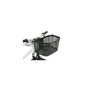 OGK技研 【FB-005AX/b】FB-005AX ATB&クロスバイク用簡単着脱バスケット/ブラック [210-30001]|chari-o