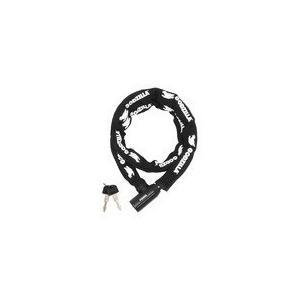 斉工舎 SAIKO GODZILLA ゴジラ 小型シリンダータイプリンクケーブルロック ブラック SGM-201K 400-50612の商品画像|ナビ