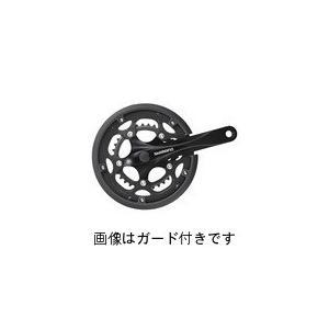 シマノ EFCRS200C04X ギアクランクセット FC-RS200 8スピード 170mm 50-34T BB 四角軸MM110 [EFCRS200C04X]|chari-o