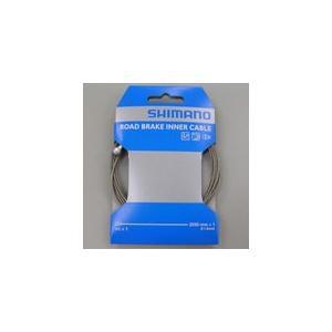 シマノ Y80098330 ロード用 SUS ブレーキインナーケーブル(φ1.6mm×2050mm/1パック) [Y80098330] chari-o