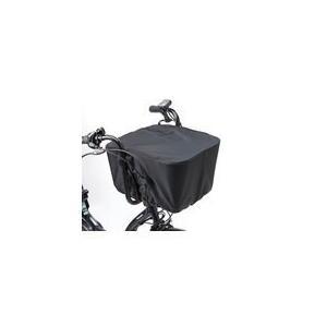 パナソニック NAR162 フロント・リヤ兼用 バスケット NCB2041専用カバー ギュットシリーズ用 生地/バイアス黒仕様 NAR162|chari-o