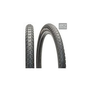 GIZA PRODUCTS(ギザプロダクツ) TIS03600 C-1576 (2本巻) 20x1.75 ミニベロ用タイヤ ブラック TIS03600|chari-o