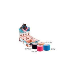 MUELLER TPG00101 キネシオロジーテープ 50mmx5m ブルー 27367 TPG00101 chari-o