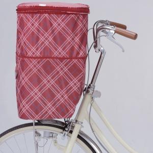 自転車 カゴカバー 川住製作所 2段式自転車前...の詳細画像1