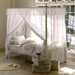 天蓋付きベッド ベッド ベット シングルベッド シングルベット プリンセス家具 お姫様ベッド シンプ...