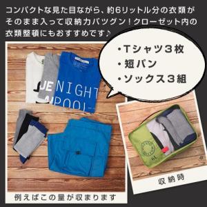 オーガナイザー 6L 送料無料 トラベルバッグ セカンドバッグ ビジネスバッグ かばん ポーチ バックインバック|charisma-bon|06