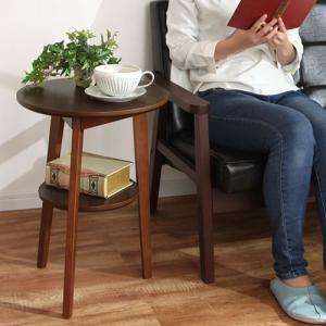 ナイトテーブル ベッドサイドテーブル テーブル ソファ ソファーサイドテーブル 丸形 北欧 おしゃれ 木目 コーヒーテーブル|charisma-bon|03