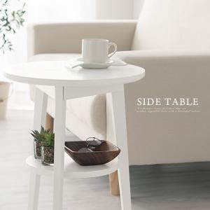 ナイトテーブル ベッドサイドテーブル テーブル ソファ ソファーサイドテーブル 丸形 北欧 おしゃれ 木目 コーヒーテーブル|charisma-bon|09