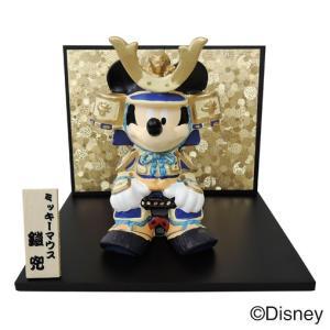 ディズニー 五月人形 ミッキー武者|charm