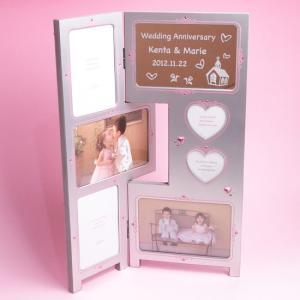 ウェルカムボード ミラー 結婚式 デザイン 多面フレーム|charm