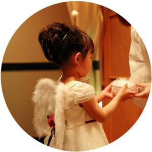 天使の羽 Sサイズ 結婚式 リングガール ハロウィン charm