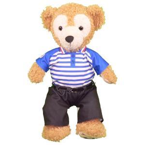 ぬいぐるみ ダッフィーコスチューム Sサイズ 43cm 佐川男子 コスプレ 衣装 佐川急便 宅配便