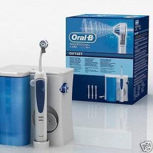 口腔洗浄器 MD20 ブラウン オーラルB  オキシジェット イリゲーター