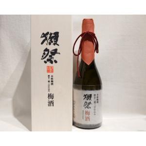 獺祭 本格梅酒 磨き二割三分  720ml(箱付き)|charpente