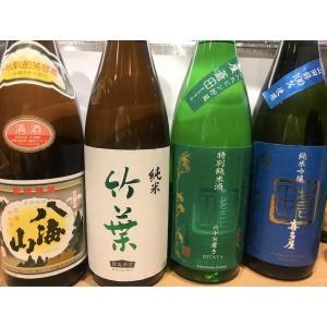 SAKEディプロマ2次試験対策 日本酒(特定名称酒)4種類テイスティングセット<1種100ml>|charpente