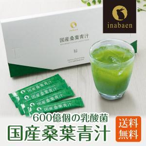 青汁/ 国産 有機 桑葉 青汁 送料無料360億個の乳酸菌 ...