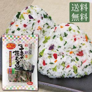 五色の花むすび ネコポス便 送料無料 (五色の花むすびシリーズ 一番人気 おにぎり ふりかけ お弁当...