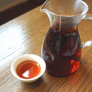 プーアール茶ティーバッグ 5個入|chasyu-charaku