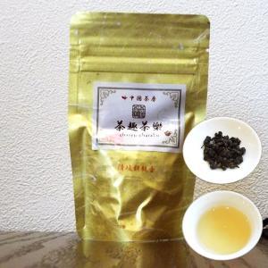 清境鉄観音 30g|chasyu-charaku