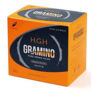 グラントイーワンズ HGH GRAMINO エイチ・ジー・エイチ グラミノ 13g×20袋 2箱入り